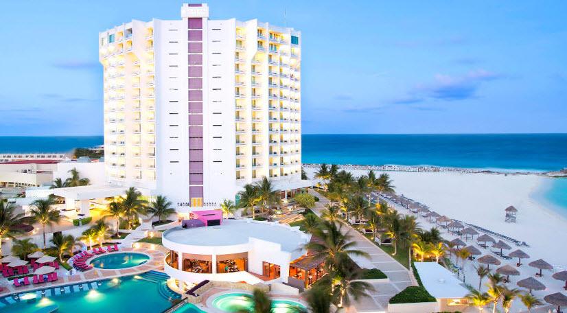 Hoteles de Negocios Krystal Cancun 2