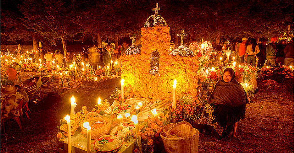 Día De Muertos En Pátzcuaro Vive La Magia De Las: Día De Muertos En Janitzio, La Puerta Del Cielo