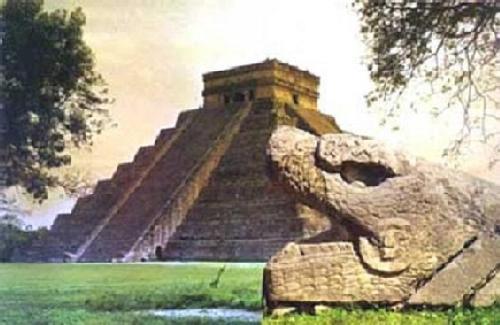 Equinoccio de Chichen Itzá 2012