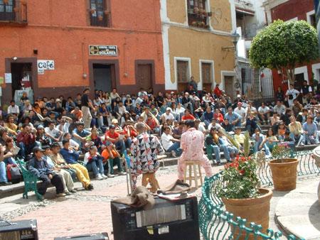 Festival Cervantino 2012 en Guanajuato