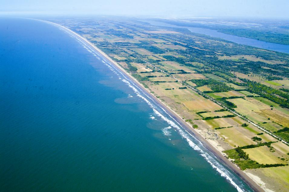 playa costa santiago nayarit