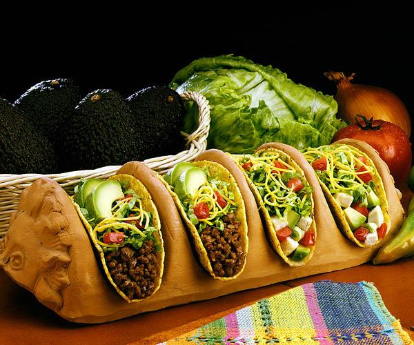 Origenes y Recetas de la Comida Mexicana