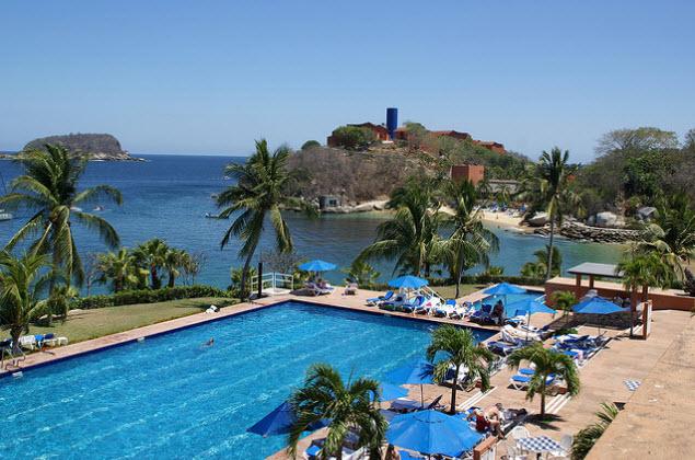 Hoteles econ micos en huatulco oaxaca vacaciones ofertas - Hoteles baratos en el puerto de la cruz ...