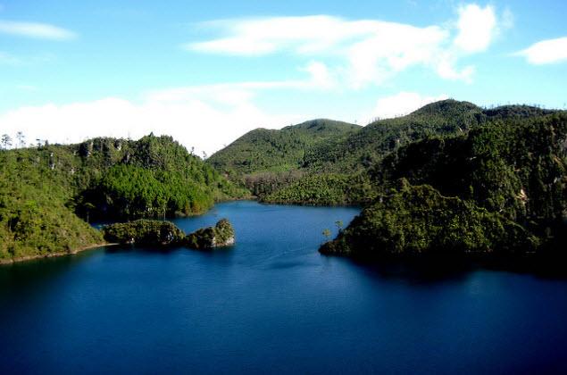 Ruta Lagos y Cascadas de Chiapas