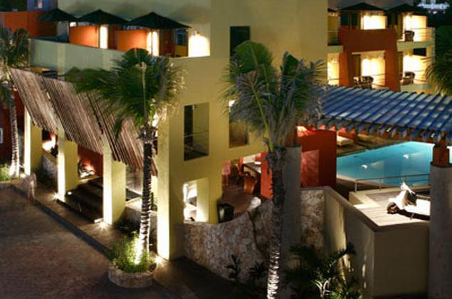 hotel solo para adultos mosquito beach club playa del carmen
