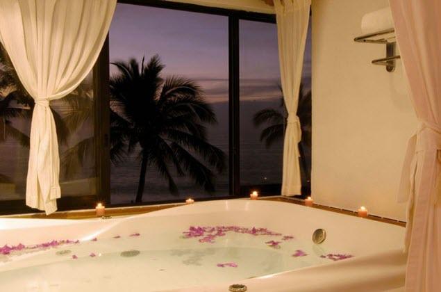 Baño De Tina Con Miel:Hoteles para Luna de Miel Puerto Vallarta – Paquetes Todo Incluido