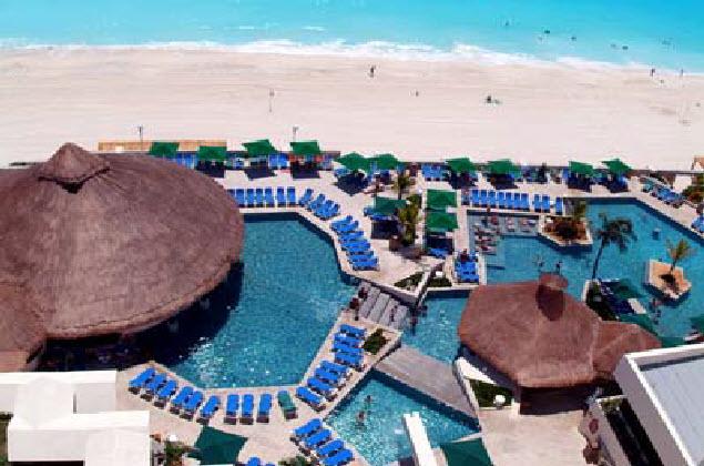 Hoteles en Cancun El Buen Fin