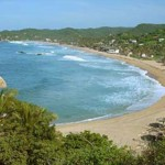 playa nudista zipolite