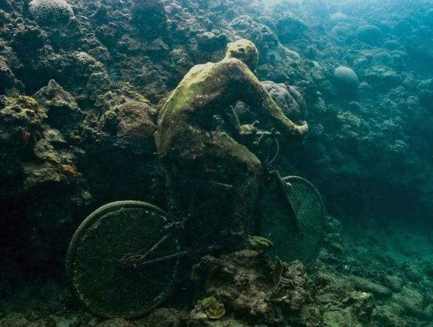 MUSA Museo Bajo el agua en Cancun 4