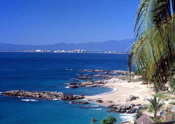 Playa Conchas Chinas Vallarta