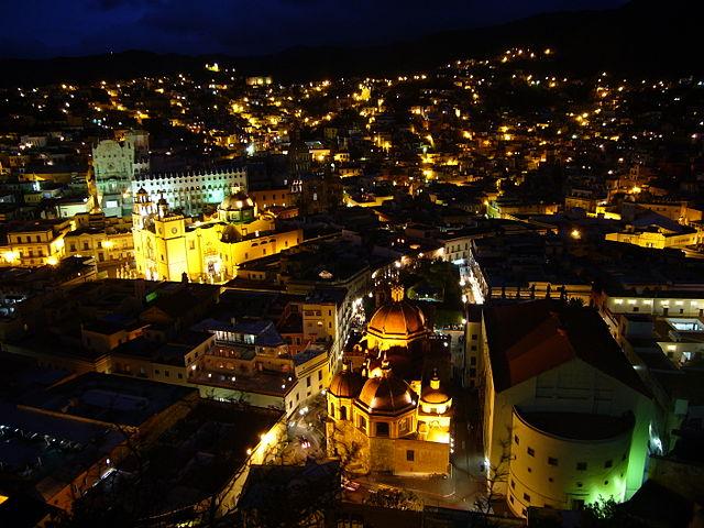 Ven a dar el Grito a Guanajuato