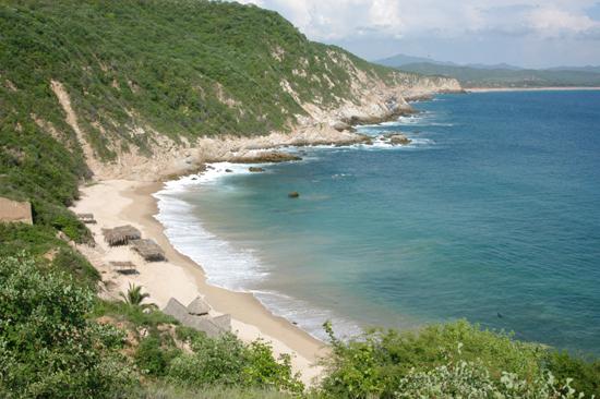 playa tehuamixtle