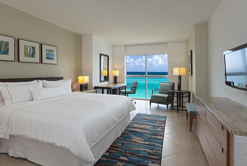 Nuevas Habitaciones Westin Resort & Spa Cancún