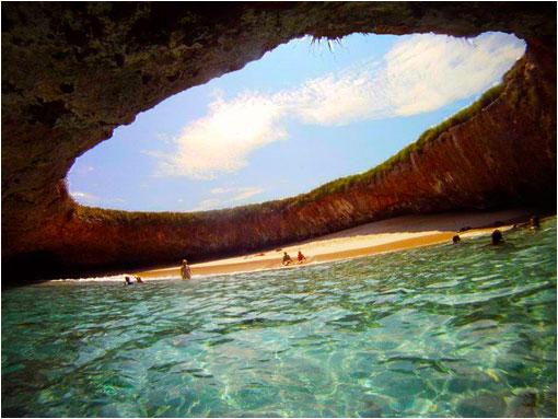 playa islas marietas