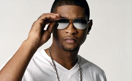 Usher en Cancún