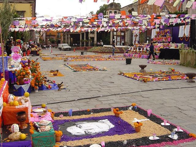 Día de Muertos en San Miguel de Allende