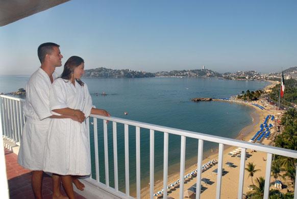 Hoteles en Acapulco El Buen Fin