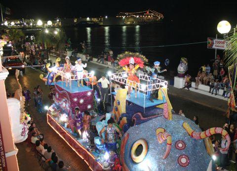 Ya hay Fechas para el Carnaval de Cozumel 2013