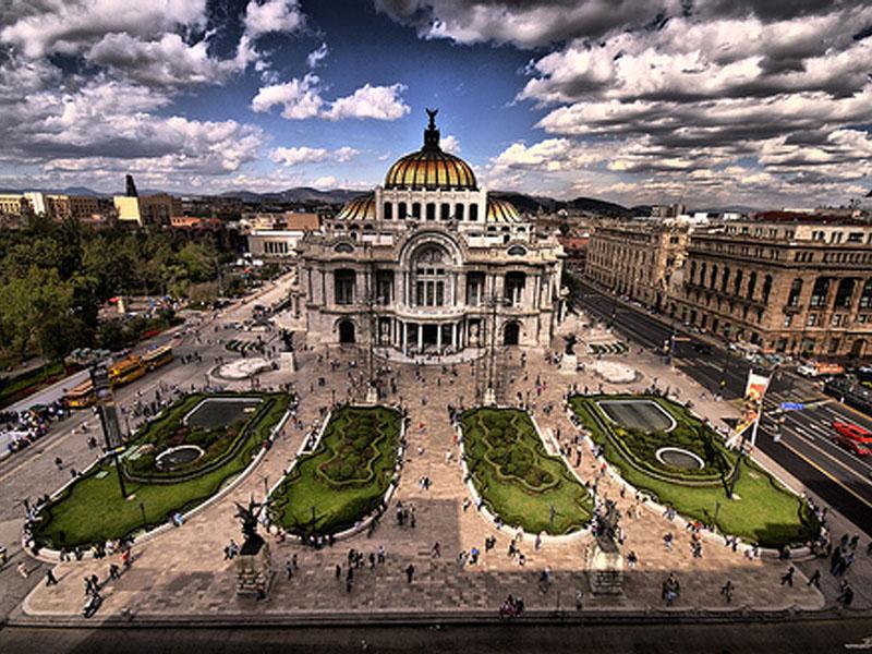 turismo en la ciudad de mexico
