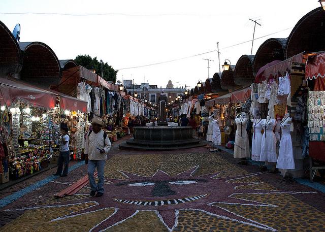 Lugares Turísticos De Puebla Que Visitar
