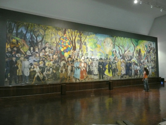 diego rivera museo