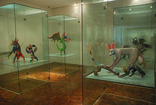 museo de arte popular mexicano