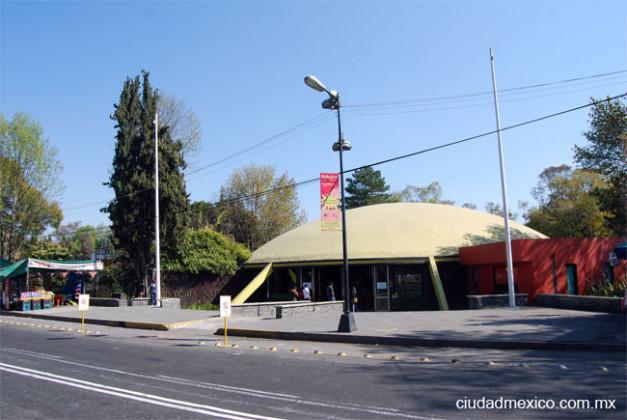 museo de historia natural df