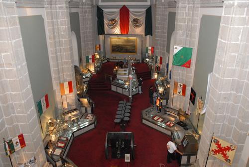 museo del ejercito mexicano