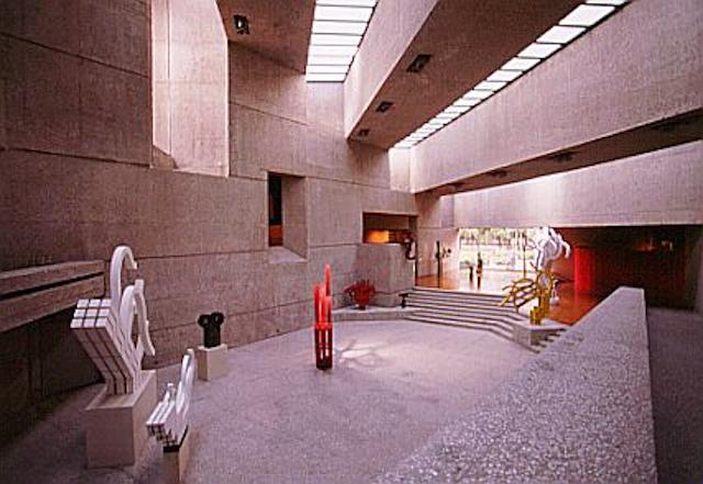 museo rufino tamayo chapultepec