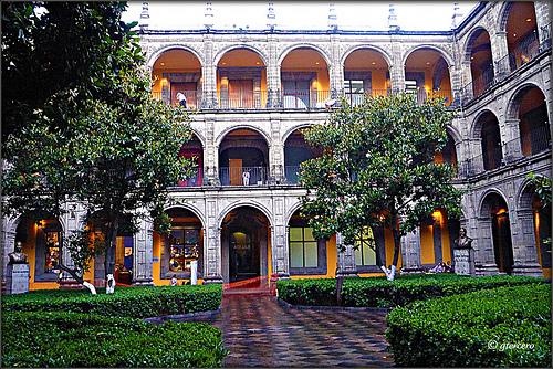 museo san ildelfonso ciudad de mexico