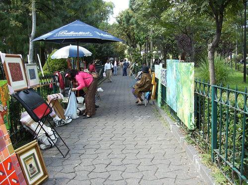 plaza de san jacinto san angel