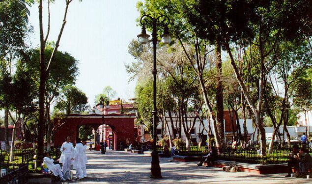 turismo ciudad de mexico coyoacan