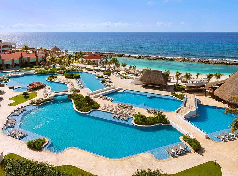Hoteles para luna de miel en Riviera Maya