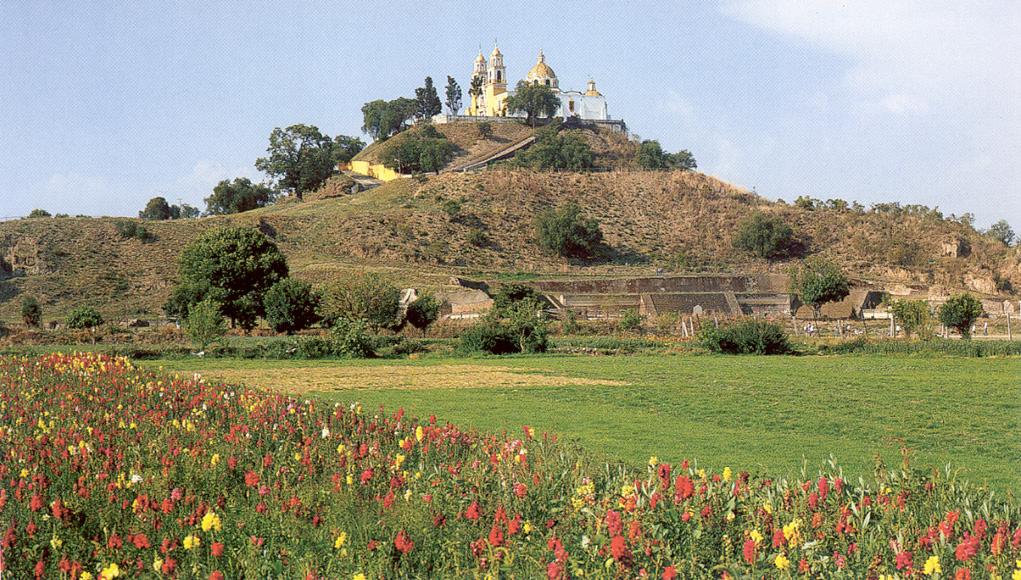 Zonas Arqueológicas en Puebla