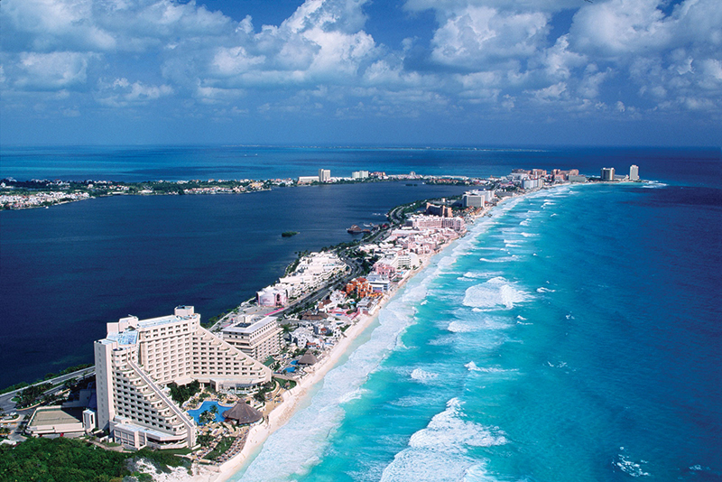 vive tu luna de miel en Cancun