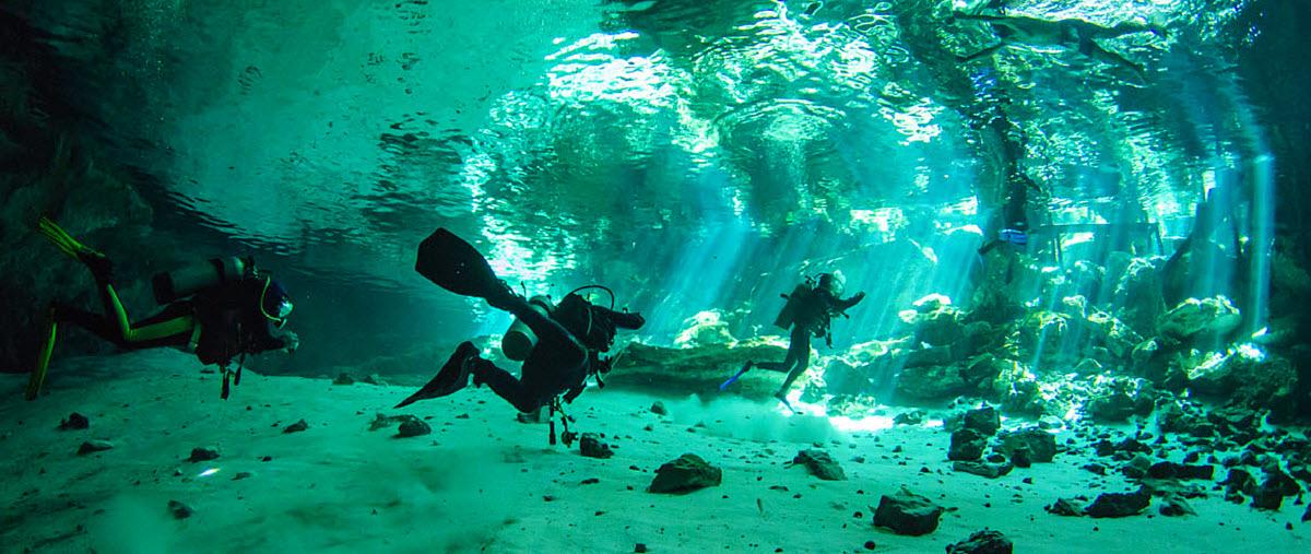 20 fantásticos Cenotes en la Riviera Maya que debes conocer