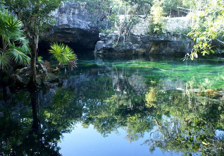 Cenote ChikinHa Riviera Maya