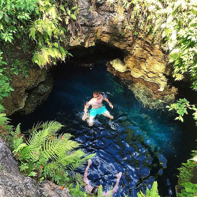 Cenote Siete Bocas
