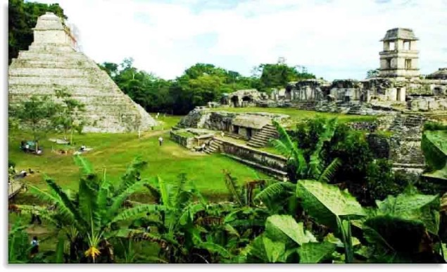 fotos palenque chiapas
