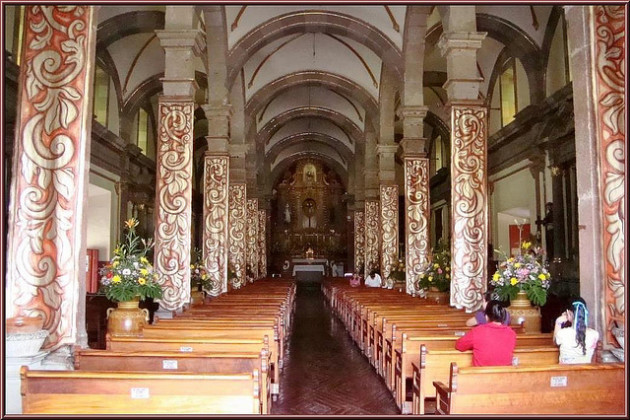 iglesias en tonala santiago apostol tonala