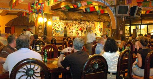 restaurante playa del carmen