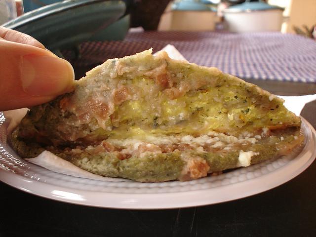 Gorditas de Atotonilco, comida típica de Guanajuato