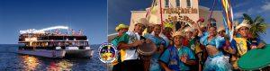 Carnaval Caribeño, lugar para niños en Cancun