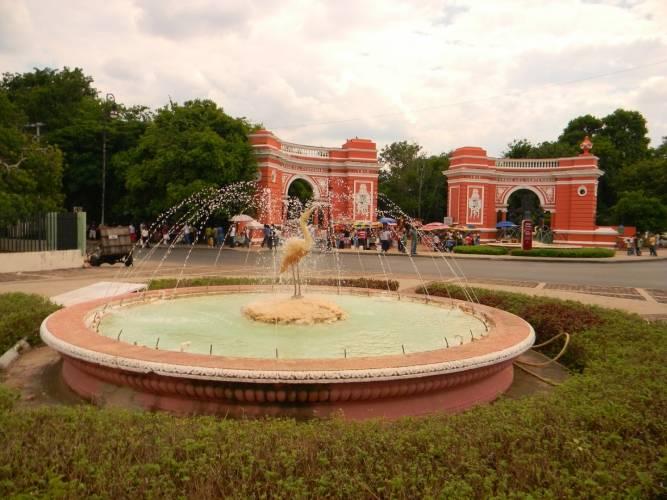parque centenario merida yucatan