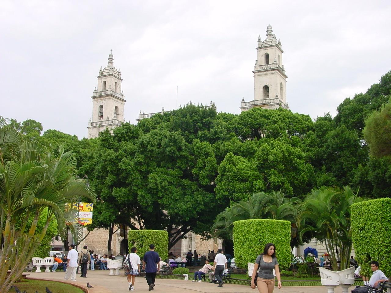 parque merida yucatan