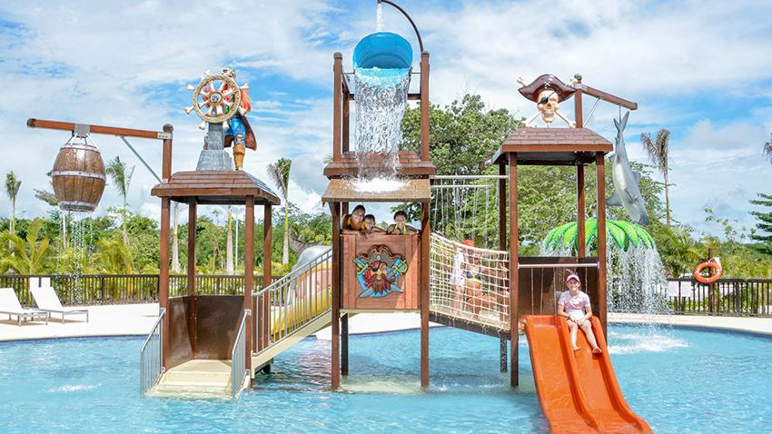 5 Hoteles para Niños en Cancún
