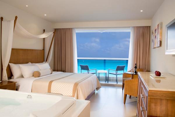 5 hoteles para parejas en canc n muy rom nticos for Hoteles con habitaciones comunicadas playa