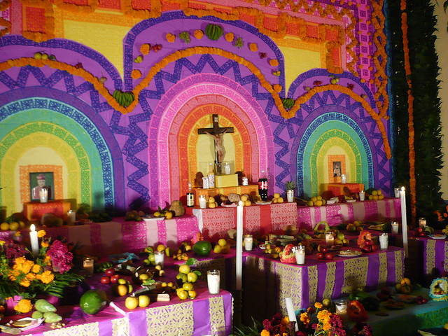 Cómo Hacer un Altar de Muertos paso a paso