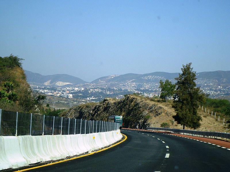 autopista a acapulco tramo chilpancingo