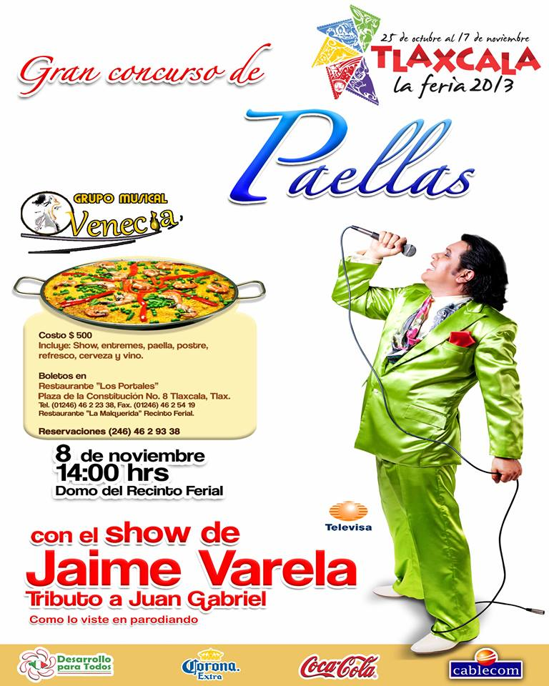 Festival de Paellas
